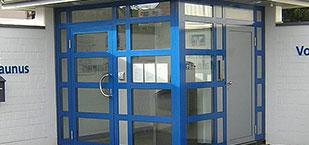Fenster und Türen von der Firma Oswald Bender