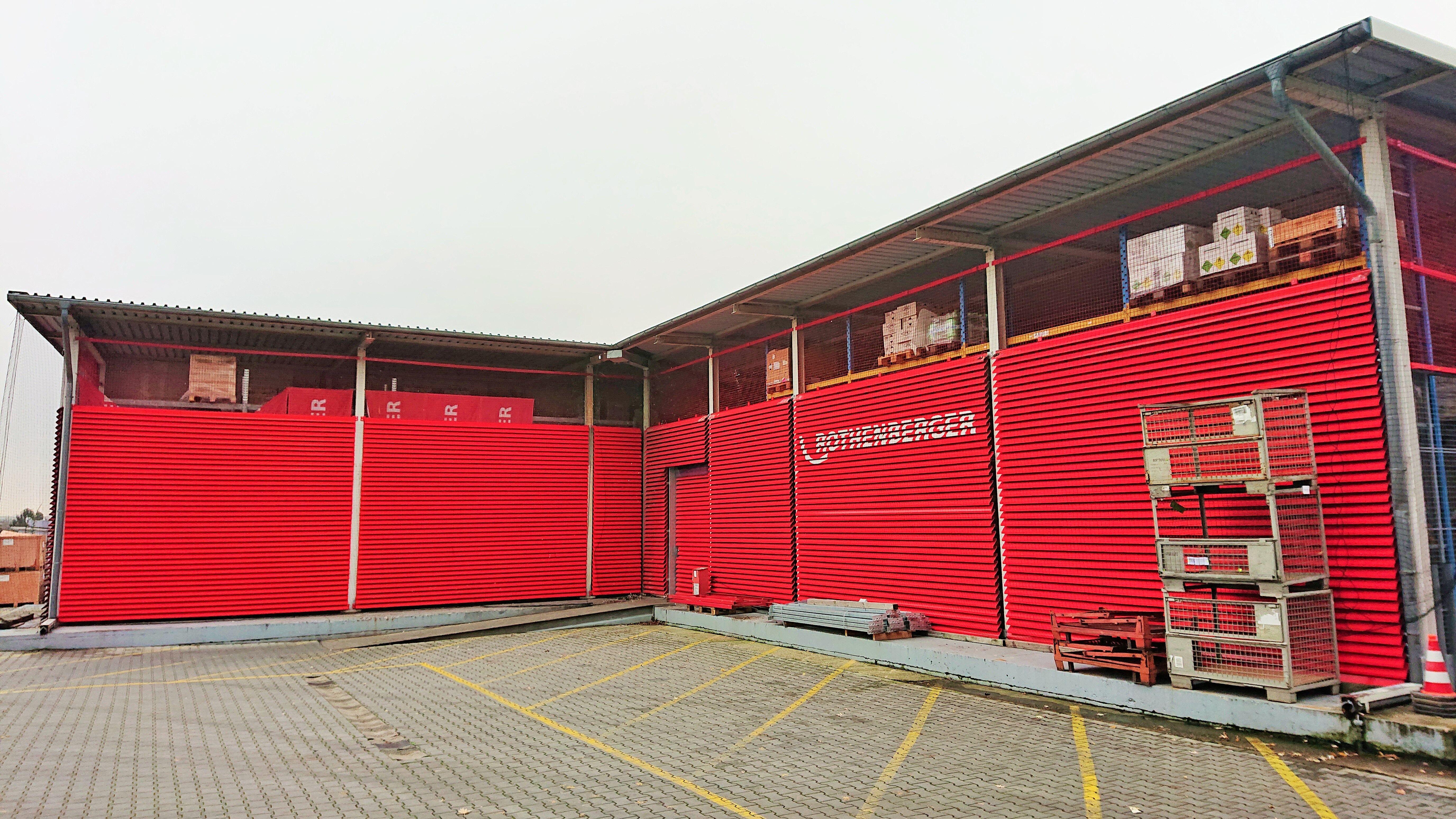 Fassaden eingedeckt von der Firma Oswald Bender aus Kelkheim